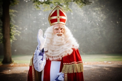 Sinterklaas Stress
