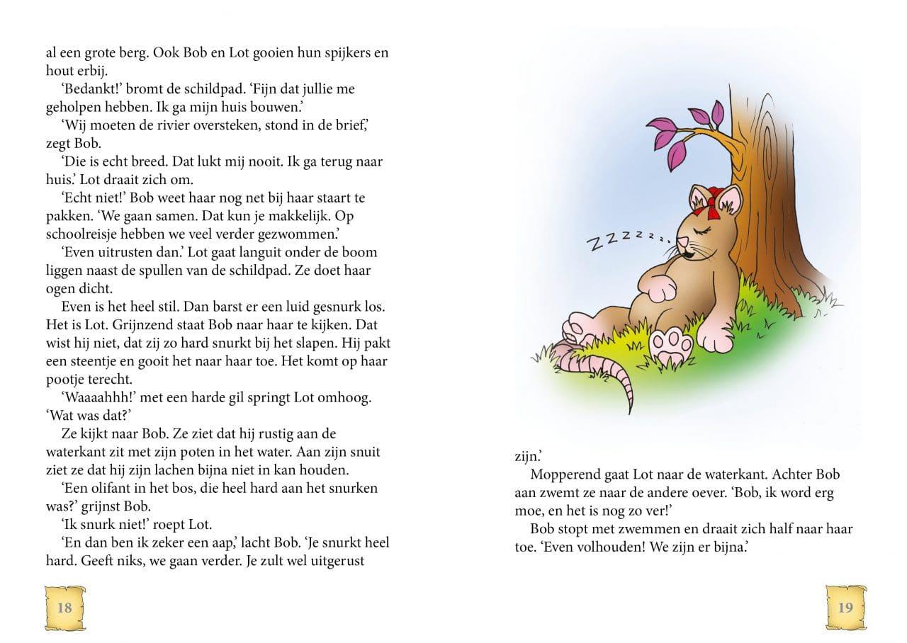 Winactie: kinderboek 'Het kasteel met de duizend kamers' GESLOTEN