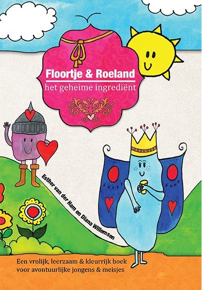 Kinderboekreview: Floortje en Roeland - Het geheime ingrediënt
