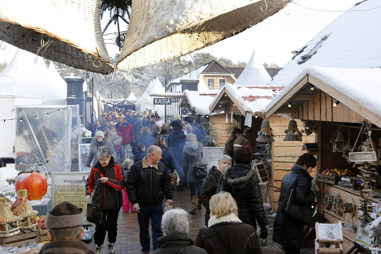 Winterfair in Dickensstijl
