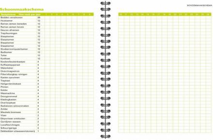 De organizing agenda 2017
