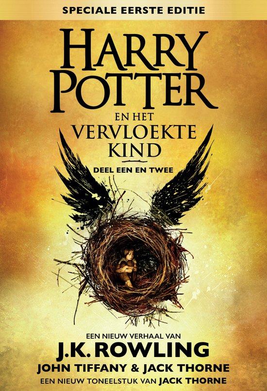 Harry Potter en het vervloekte kind deel 1 en 2