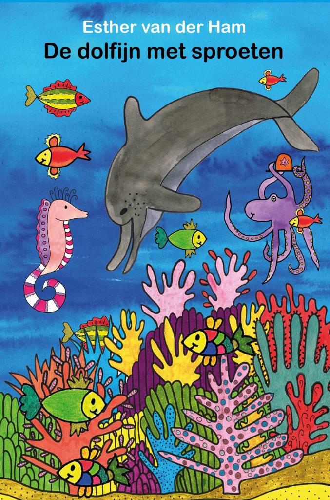 Recensie kinderboek De dolfijn met sproeten