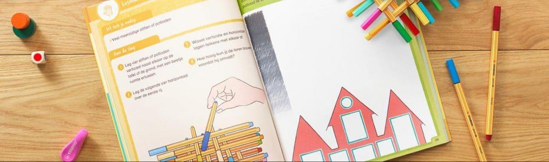 Stabilo Oefenboekjes Schrijfmotoriek