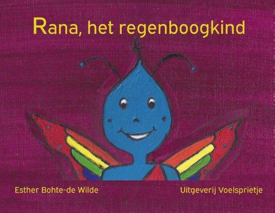 Rana het regenboogkind