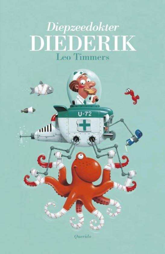 Recensie Diepzeedokter Diederik, Leo Timmers