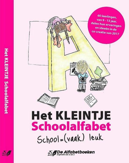 Het kleine schoolalfabet