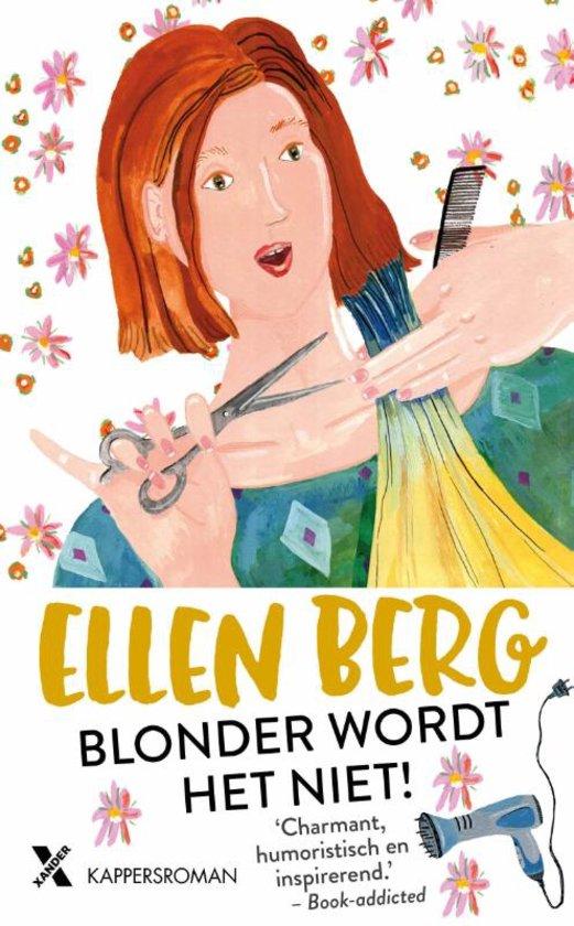 Recensie Blonder wordt het niet, Ellen Berg