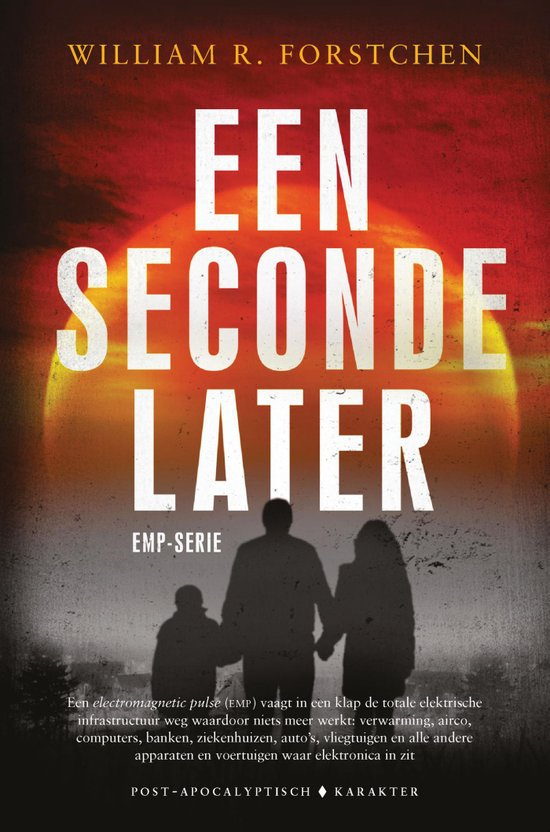 Recensie Een seconde later, William R. Forstchen