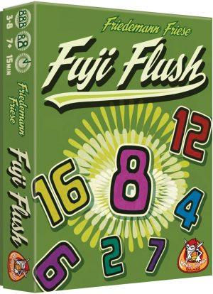 kaartspel Fuji Flush