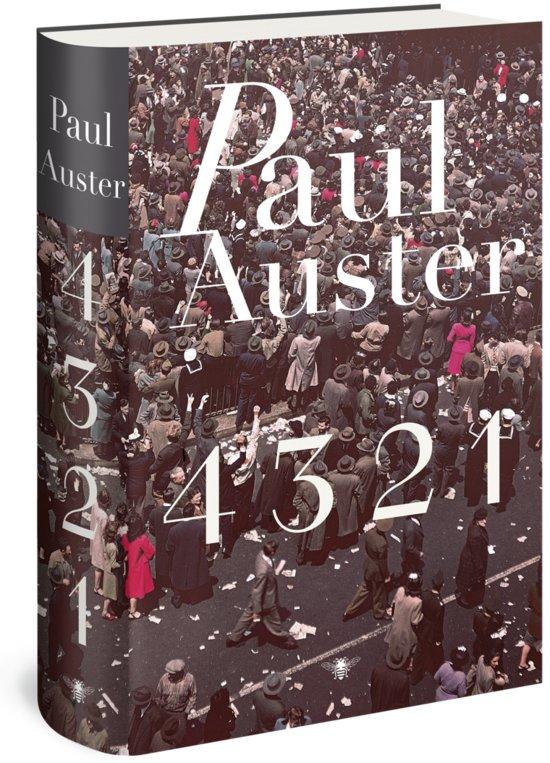 Recensie 4321, Paul Auster