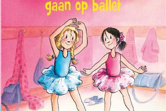 Pien en Keet gaan op ballet