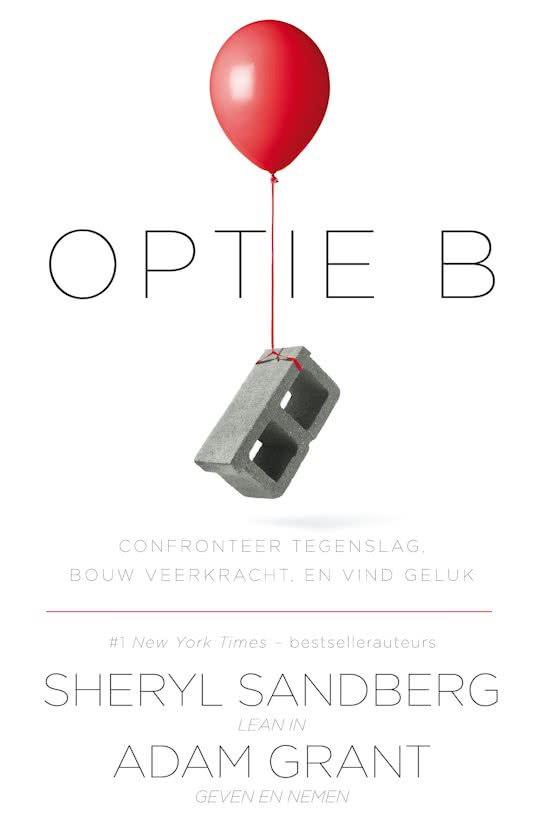 Recensie Optie B, Sheryl Sandberg & Adam Grant