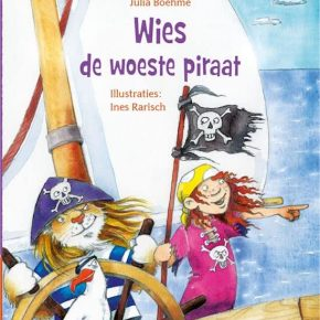 wies de woeste piraat