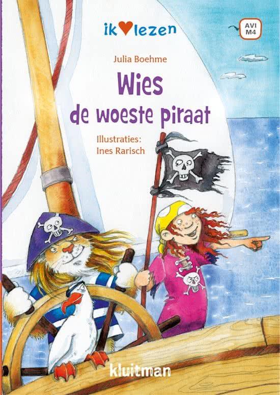 Recensie Wies de woeste piraat, Julia Boehme
