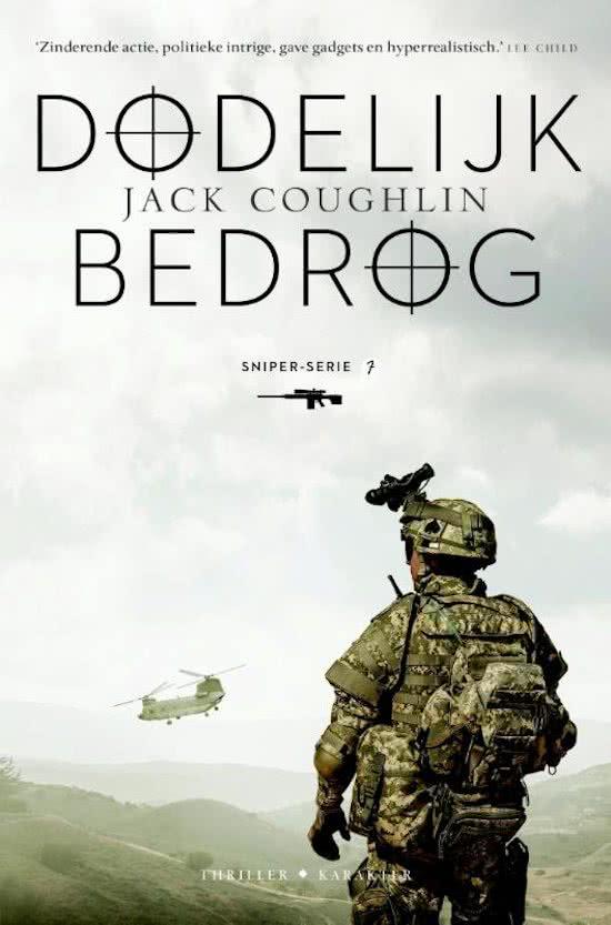 Recensie, Dodelijk bedrog, Jack Coughin
