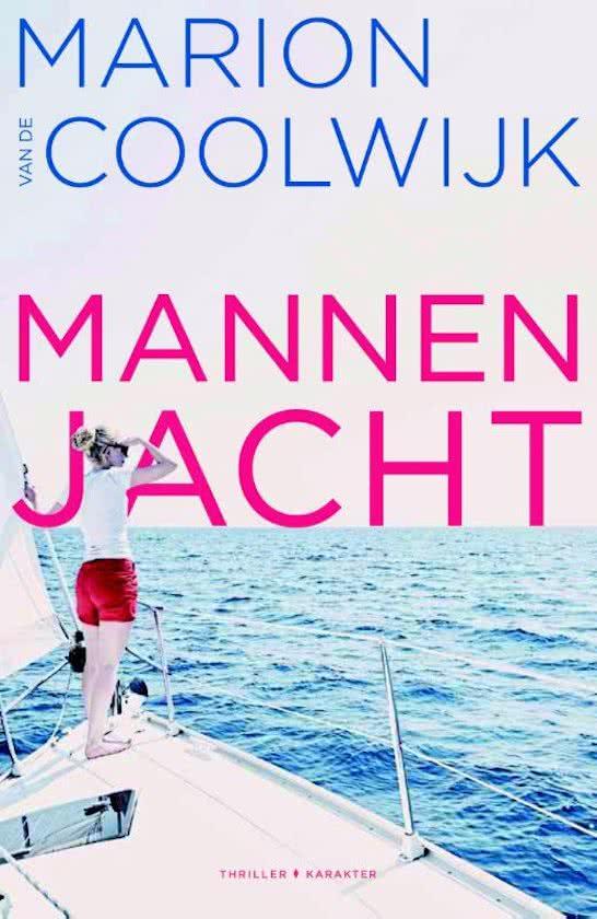 Recensie Mannenjacht, Marion van de Coolwijk