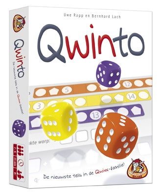Review Qwinto kaartspel, White Goblin Games