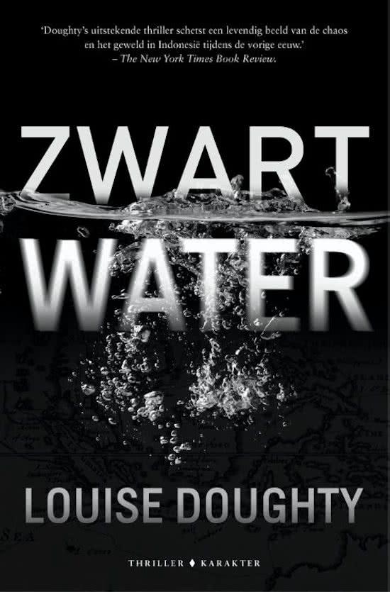 Recensie Zwart water, Louise Doughty