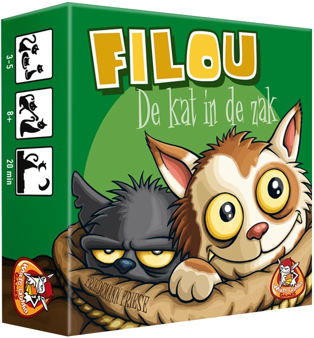 Review Filou, White Goblin Games