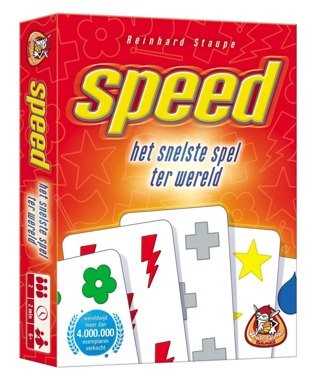 Review Speed, White Goblin Games