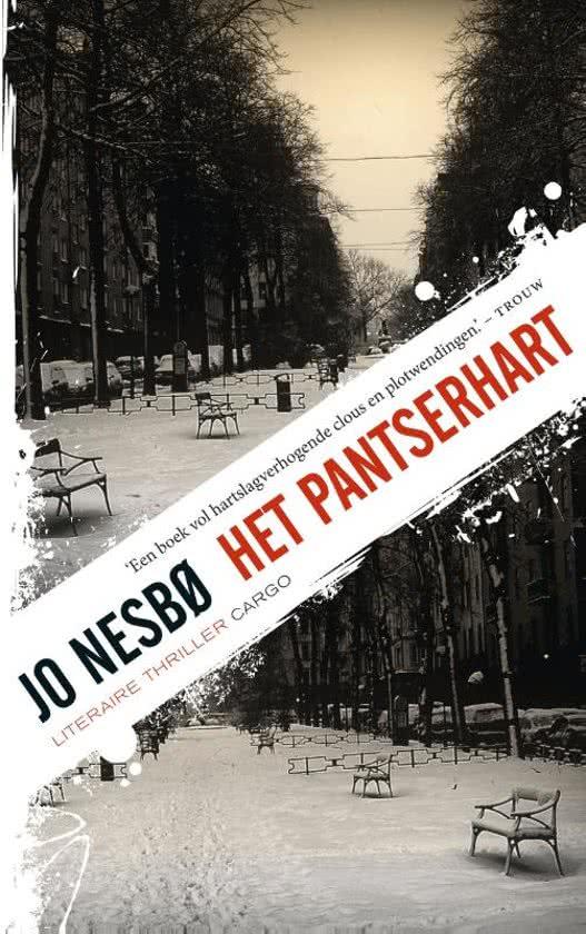 Recensie Pantserhart, Jo Nesbo
