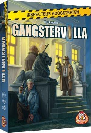 Inspecteur Hoogstraten Gangstervilla