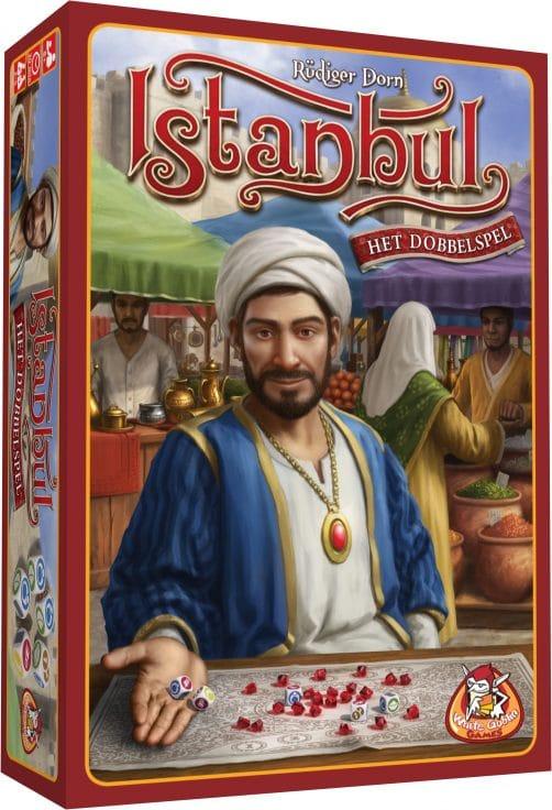 Recensie Istanbul Het Dobbelspel, White goblin games
