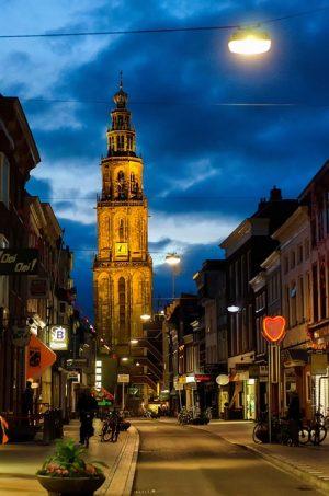 bezoek aan Groningen