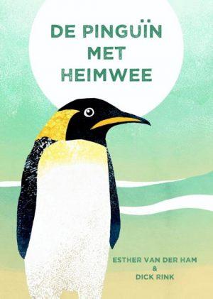 Kinderboek De pinguïn met heimwee