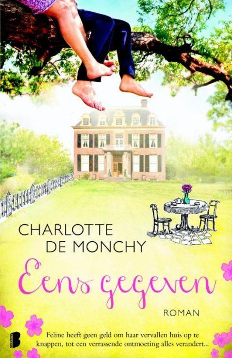 Recensie Eens gegeven, Charlotte de Monchy