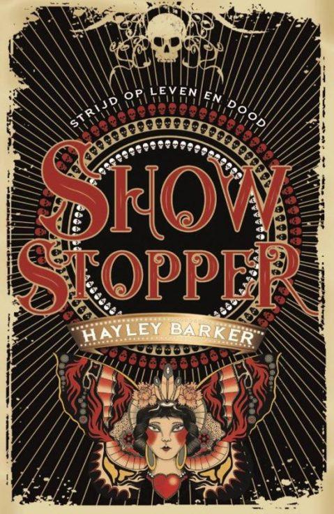 Recensie Showstopper, Hayley Barker