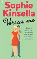 Recensie Verras me, Sophie Kinsella
