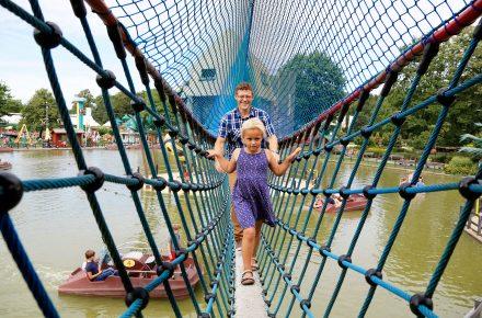Linnaeushof-touwbrug