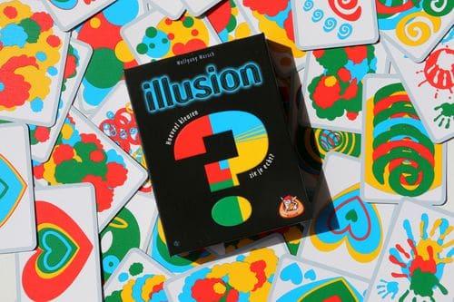 3x Winactie/Recensie Illusion, White Goblin Games