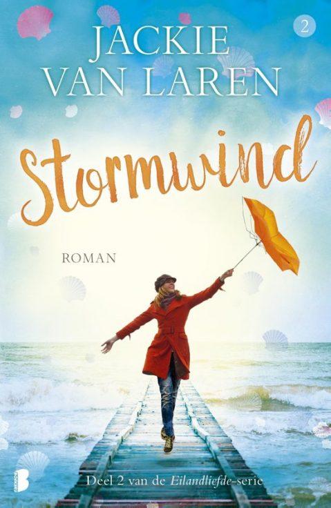 Recensie Stormwind, Jackie van Laren