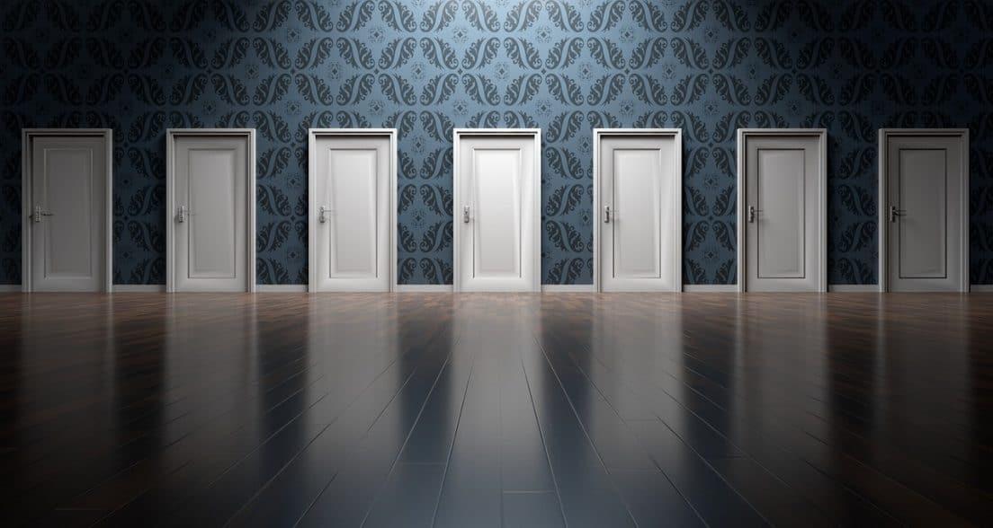 Nieuwe deuren openen, je moet willen en durven.