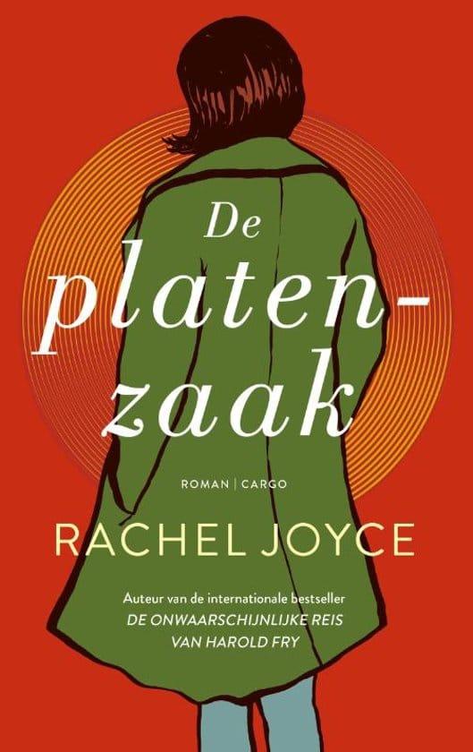 Winactie/Recensie De platenzaak, Rachel Joyce