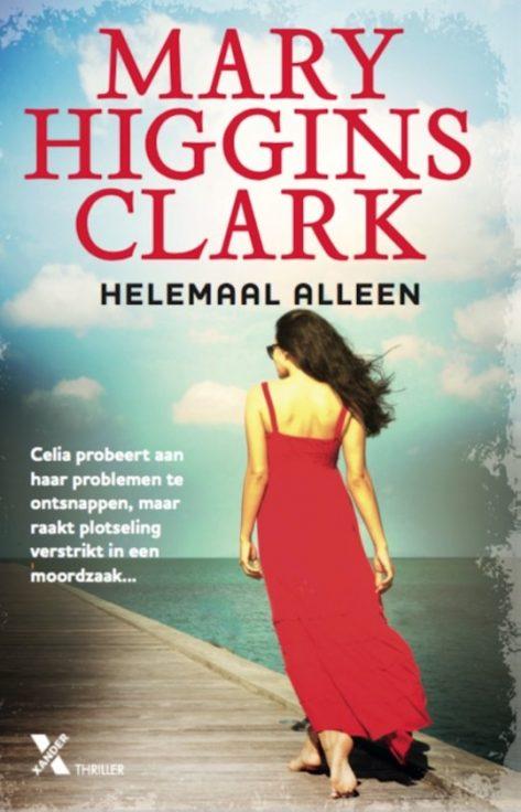 Recensie Helemaal alleen, Mary Higgins Clark
