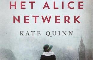 Recensie Het Alice-netwerk, Kate Quinn