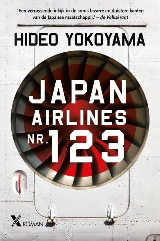 Japan Airlines nr. 123