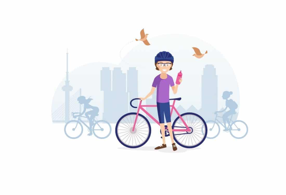 Ladies Ride Rotterdam 2018