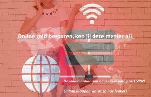 Geld besparen, ken jij deze manier al? – Online besparen