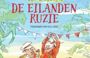 Recensie De Eilandenruzie, kinderboekenweekgeschenk 2018