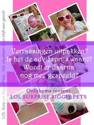 LOL Surprise Biggie Pets;  Is het de adviesprijs waard? Wordt er nog mee gespeeld na het uitpakken? #review #lolsurprise #lolsurprisebiggiepets #reviewspeelgoed #reviewtoys #onlybyme