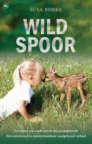 Wild Spoor is een waargebeurd verhaal over Sneeuwitje, de geredde ree.