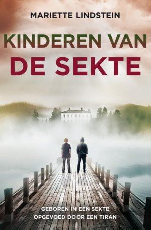 Kinderen van de sekte; Mariette Lindstein, Kinderen van de sekte; deel 3 van trilogie De sekte; #recenie #boekrecensie