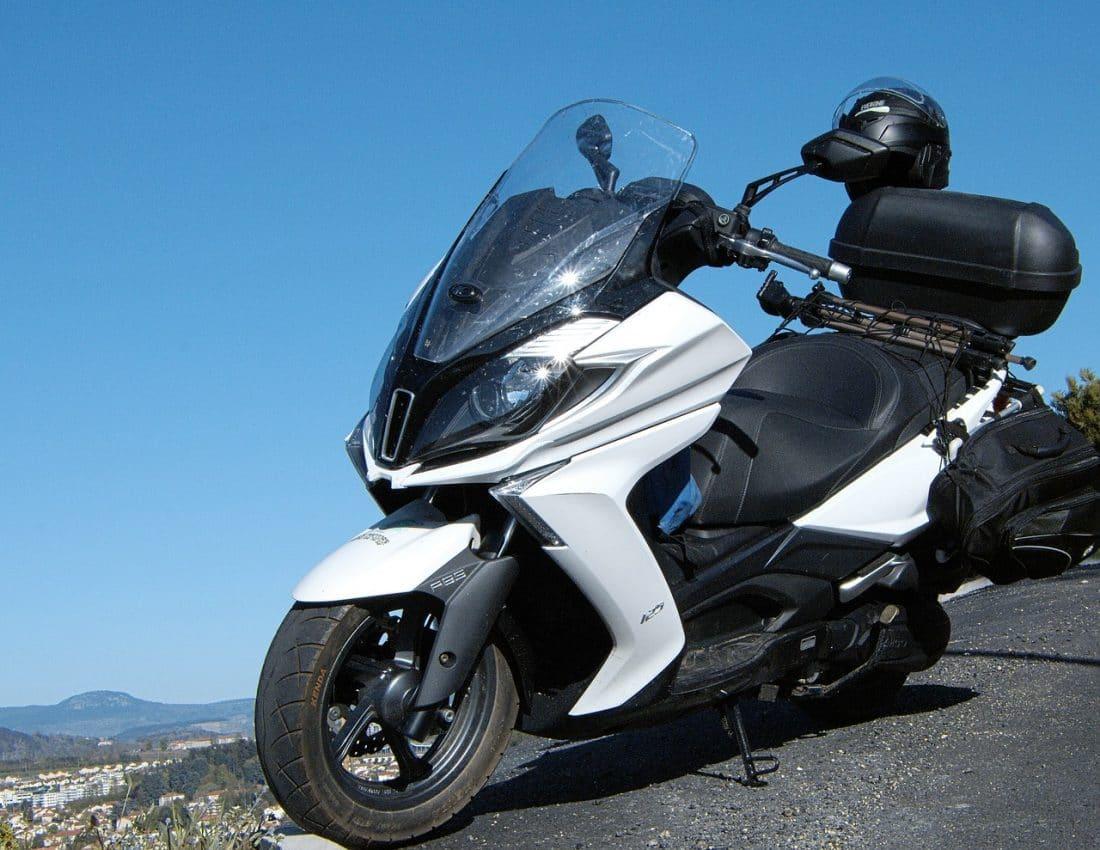 een scooter leasen