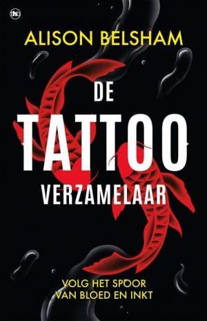 Recensie De tattooverzamelaar; Debuutthriller van Alison Belsham. #recensie #boekrecensie