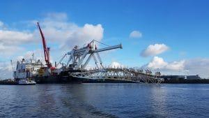 Fotoimpressie rondvaart Spido in haven rotterdam